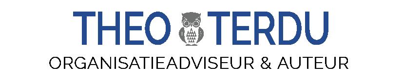 Theo Terdu, Organisatieadviseur | Auteur